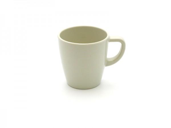Melamin Kaffeebecher 200 ml, creme