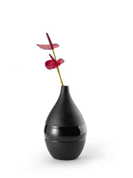 Vase Negretto, L
