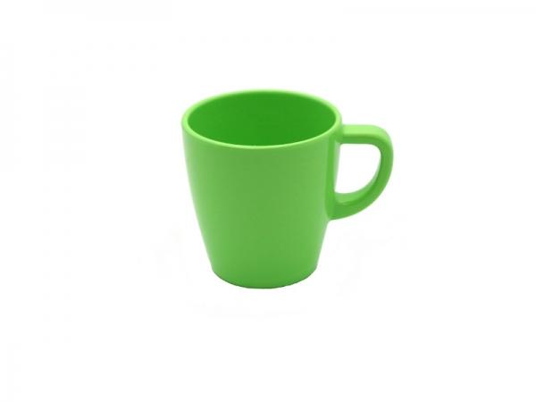 Melamin Kaffeebecher 200 ml, mint