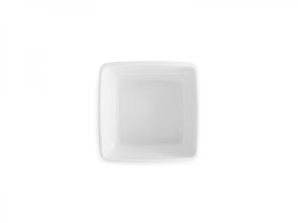 Melamin Diamond Schüssel 13 x 13 cm, weiß